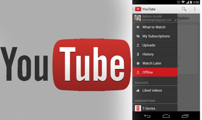 Youtube Par Offline Video Dekhe