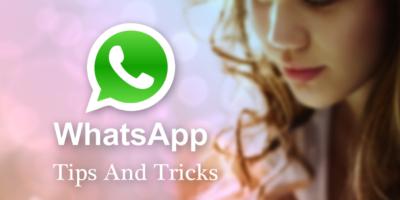 Secret Whatsapp Tricks