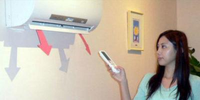 Air Conditioner used