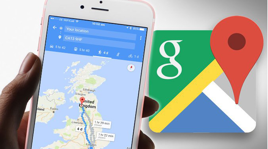Google Map 5 Helpful Features