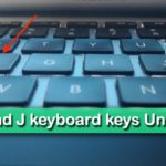 Kyu Hoti Hai Keyboard Key F or J Par Underline