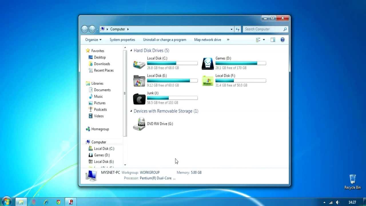 Why C is the Default Hard Drive Letter in PC