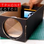 How to Make an easy & cheap homemade movie projector