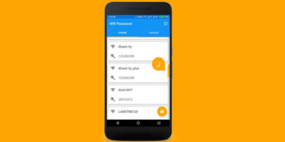 Wifi Password Recovery Android App