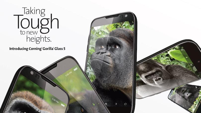 smartphone Gorilla Glass