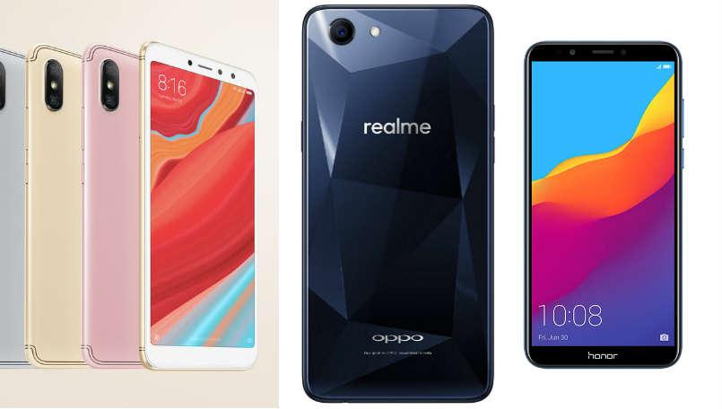 Best Phones Under 10000 in India 2018