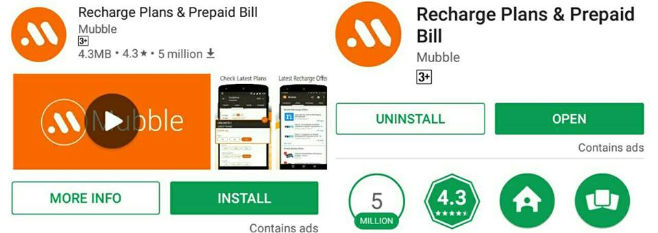 How To Get Call Details Number By Mubble App