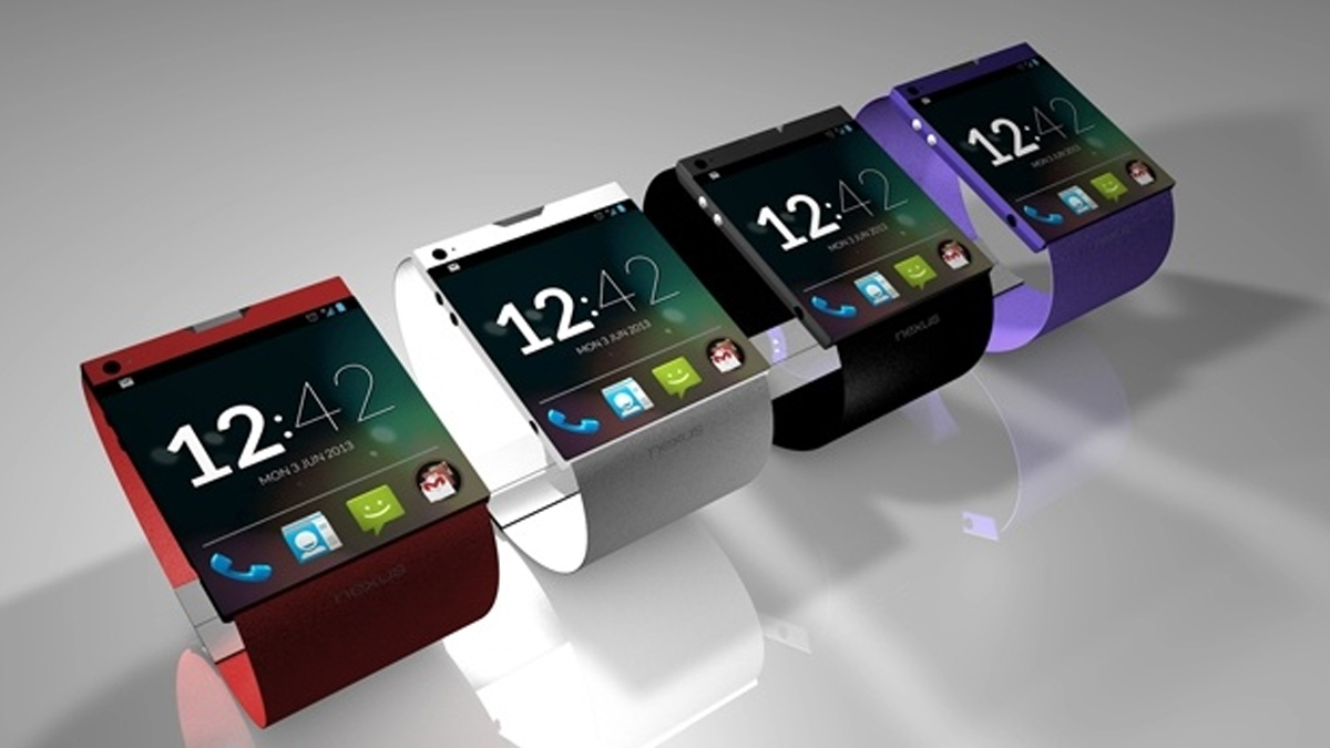 Smart Phone or Smart Watch Apke Haath Me