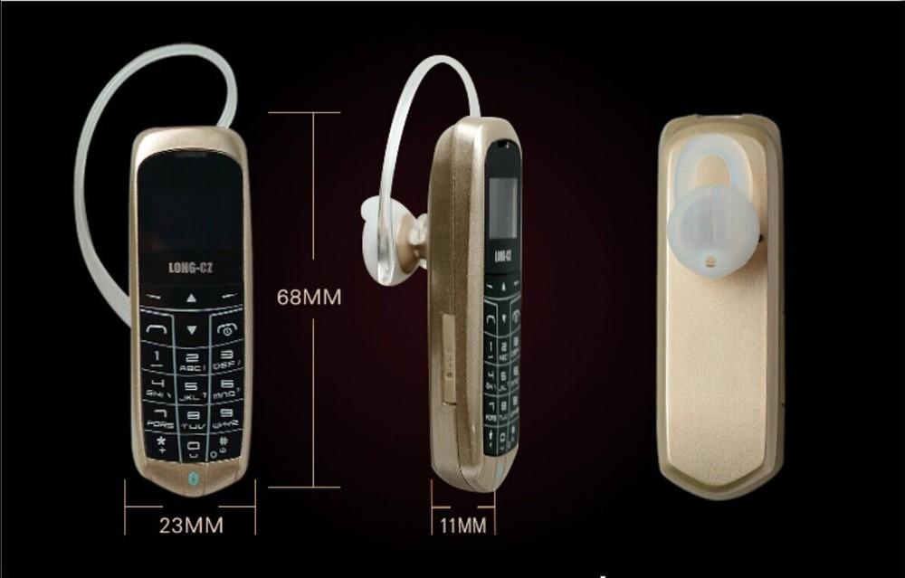 Beat The Boss J8 World Smallest Mobile Phone