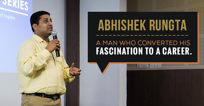 Success story of Abhishek Rungta founder and CEO Indus Net Technologies Kolkata