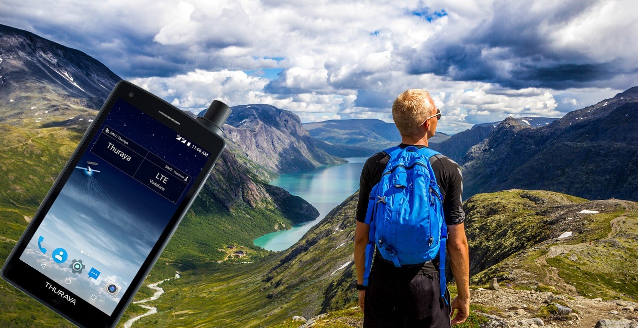 How To Turn Your Smartphone Into A Satellite Phone