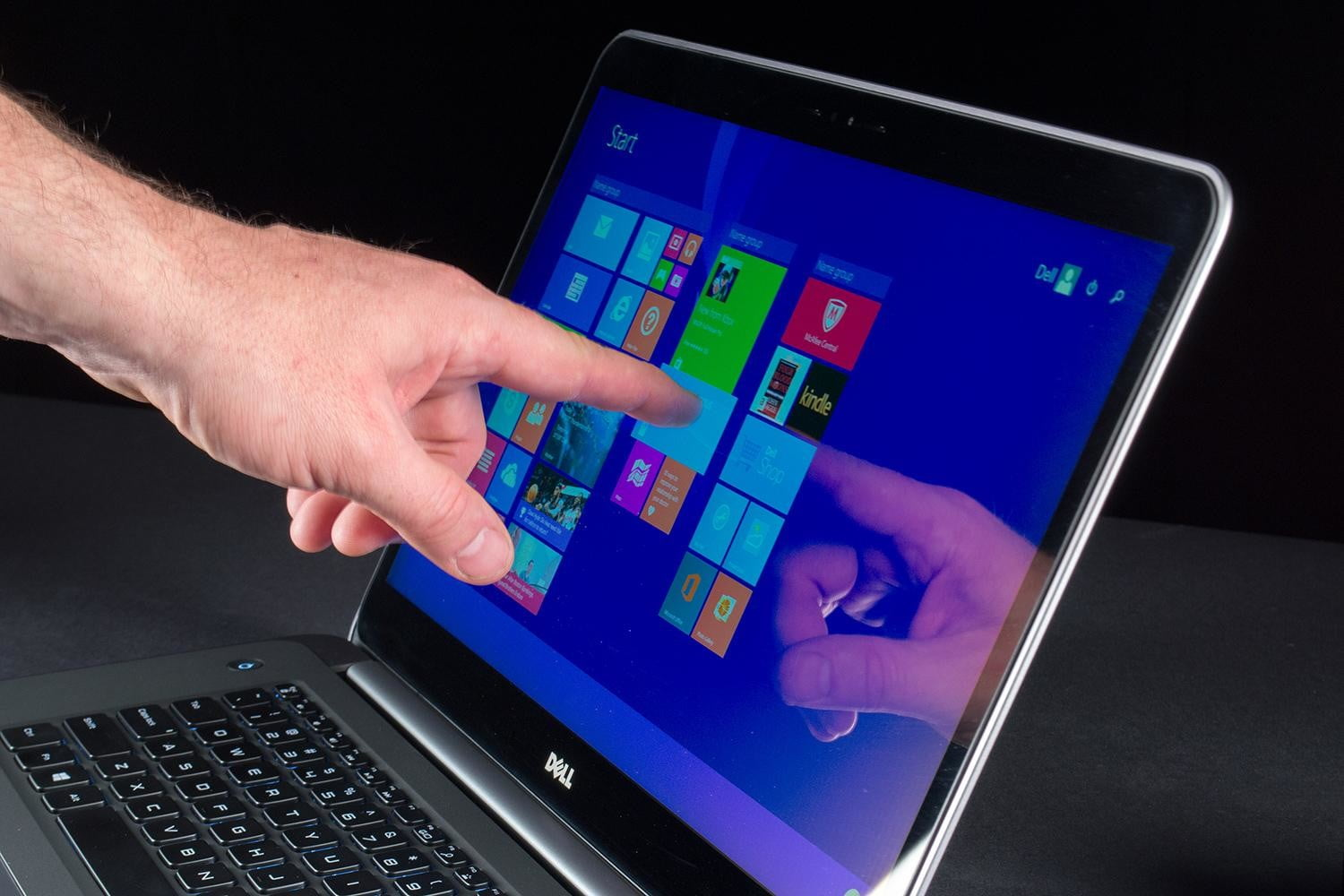 how-to-make-laptop-touch-screen-airbar