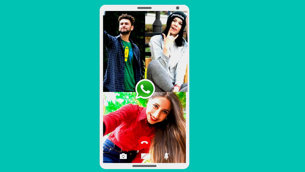 whatsapp group video calling kaise kare update version and features