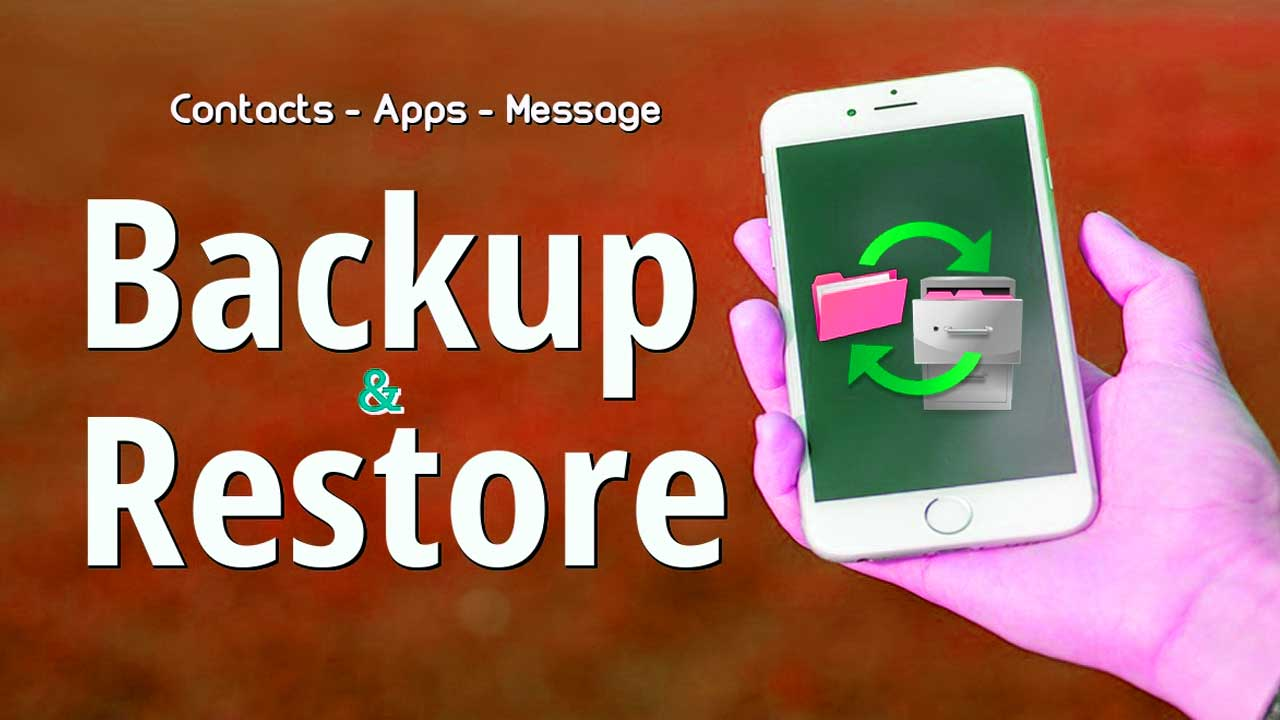 How to Backup Mobile Data