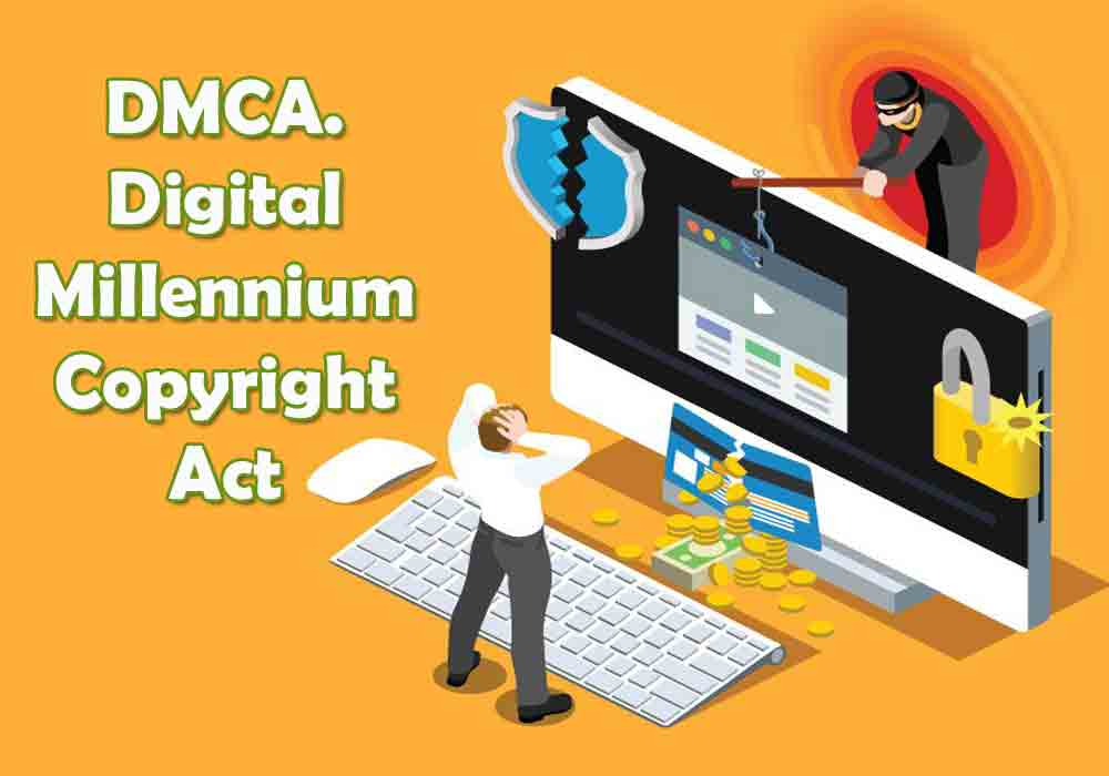 DMCA Protecting Website Content