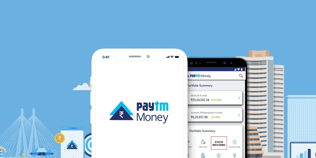 Paytm Stock Broking Services