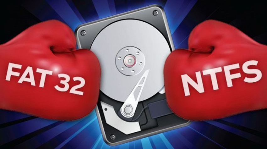 difference-between-ntfs-and-fat32-file-systems-in-hindi