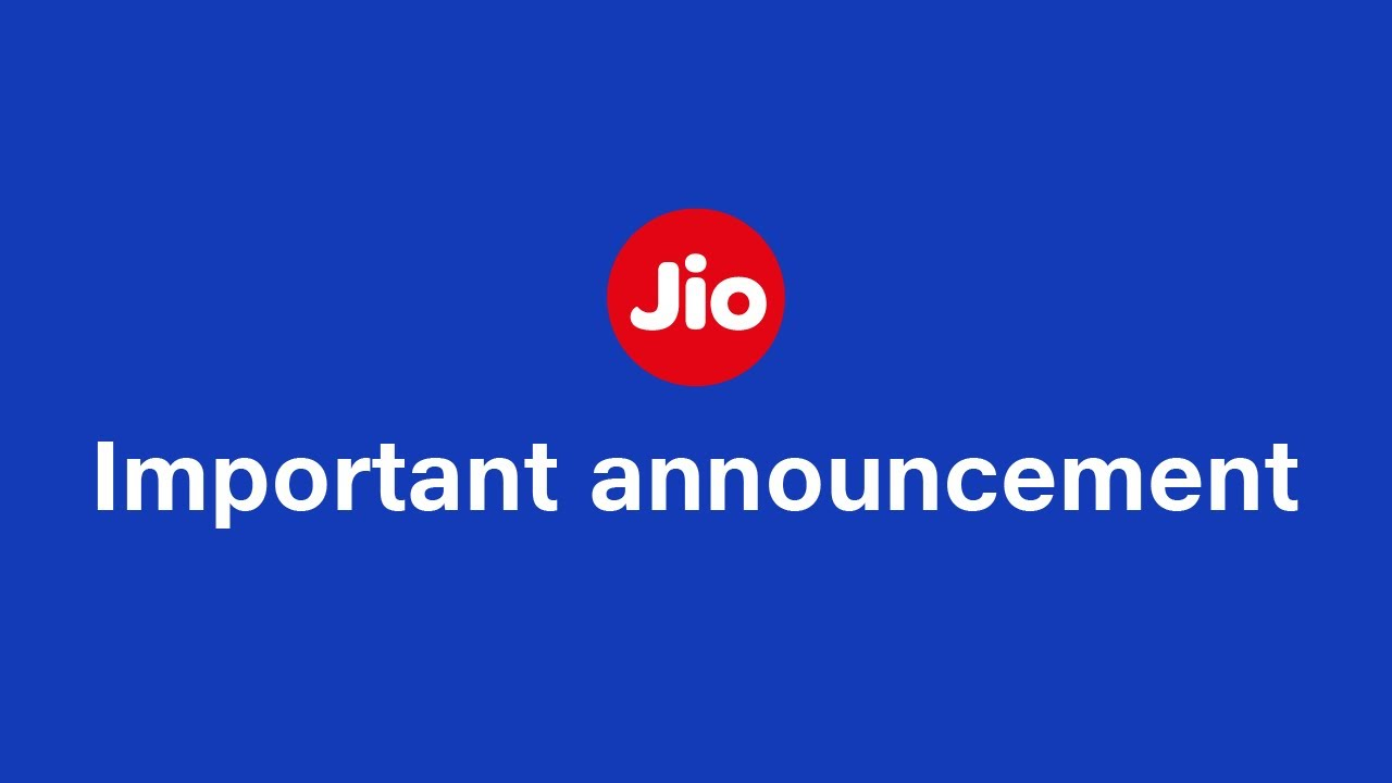 Reliance Jio announced charging for voice calls 6 paiseminute per minute