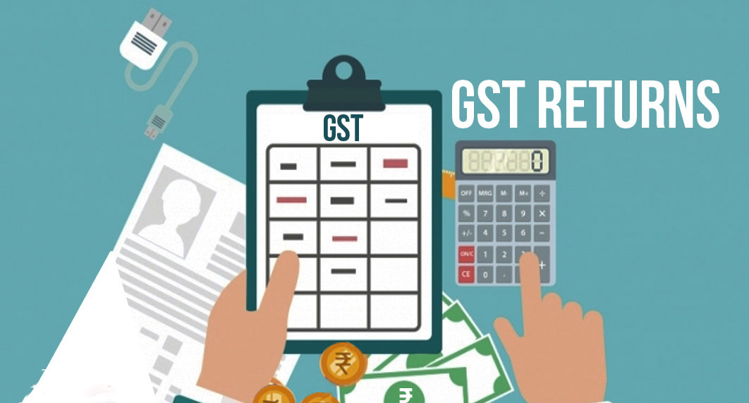 how to file gst return hindi