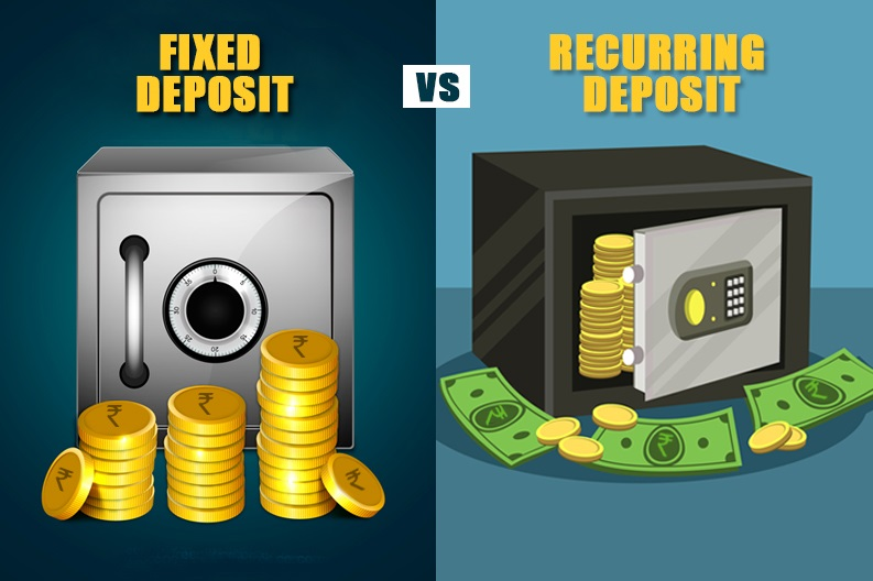 fd-fixed-deposit-vs-rd-recurring-deposit-scheme-and-interest-rate-hindi