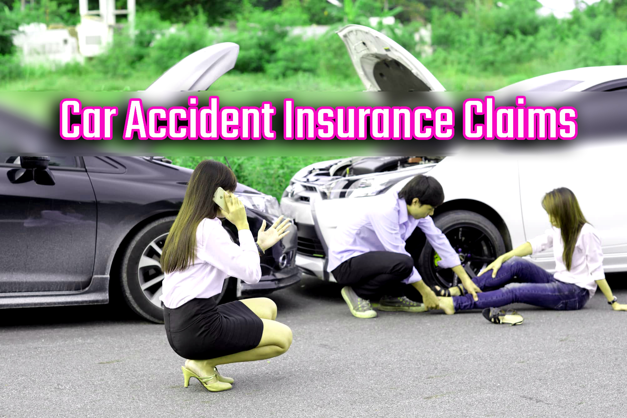 How to Make a Insurance Claims After an Car Accident In Hindi