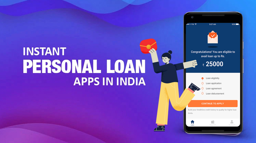 Mobile Apps For Instant Personal Loan Hindi
