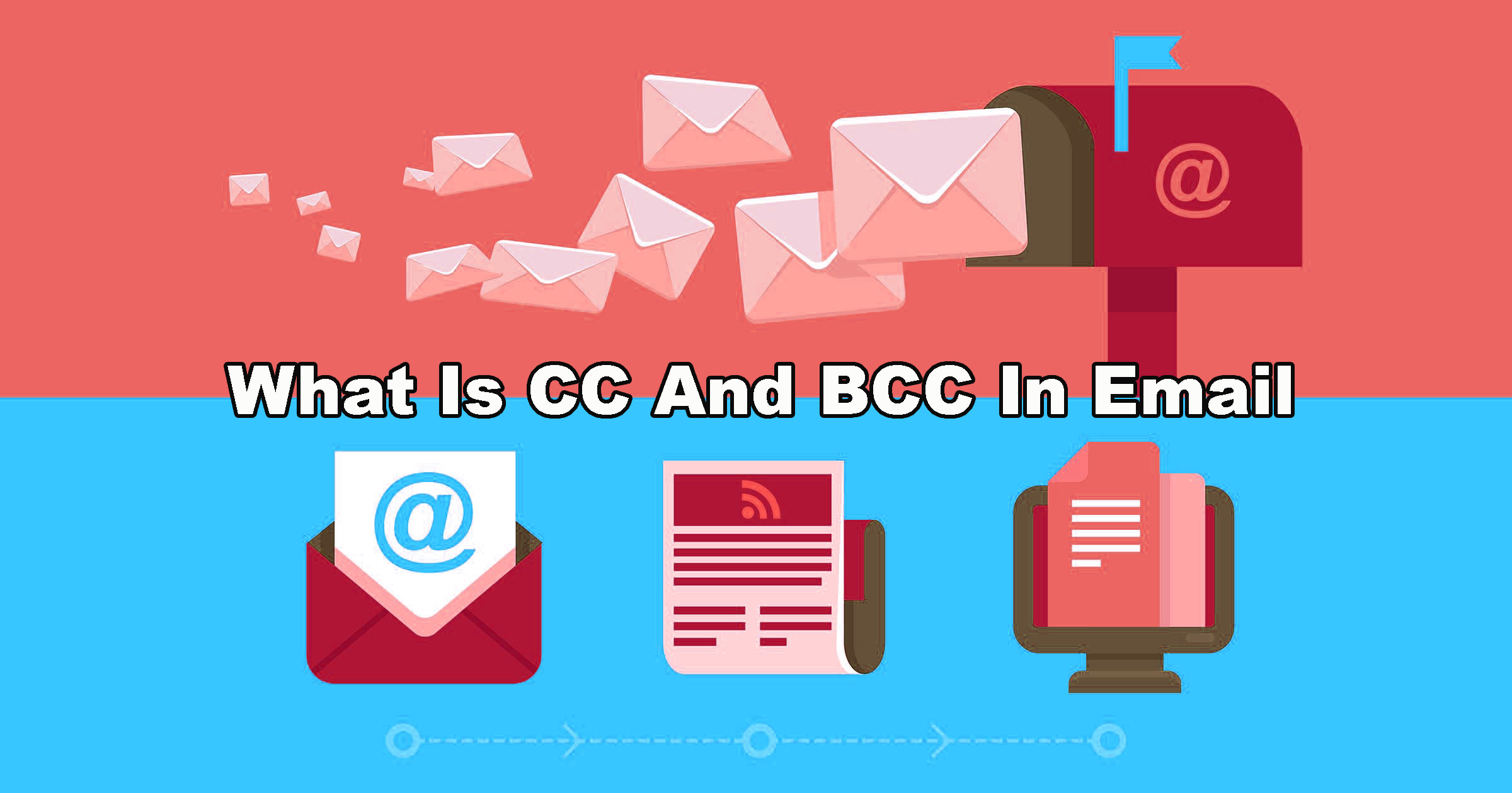 What Is CC And BCC In Email
