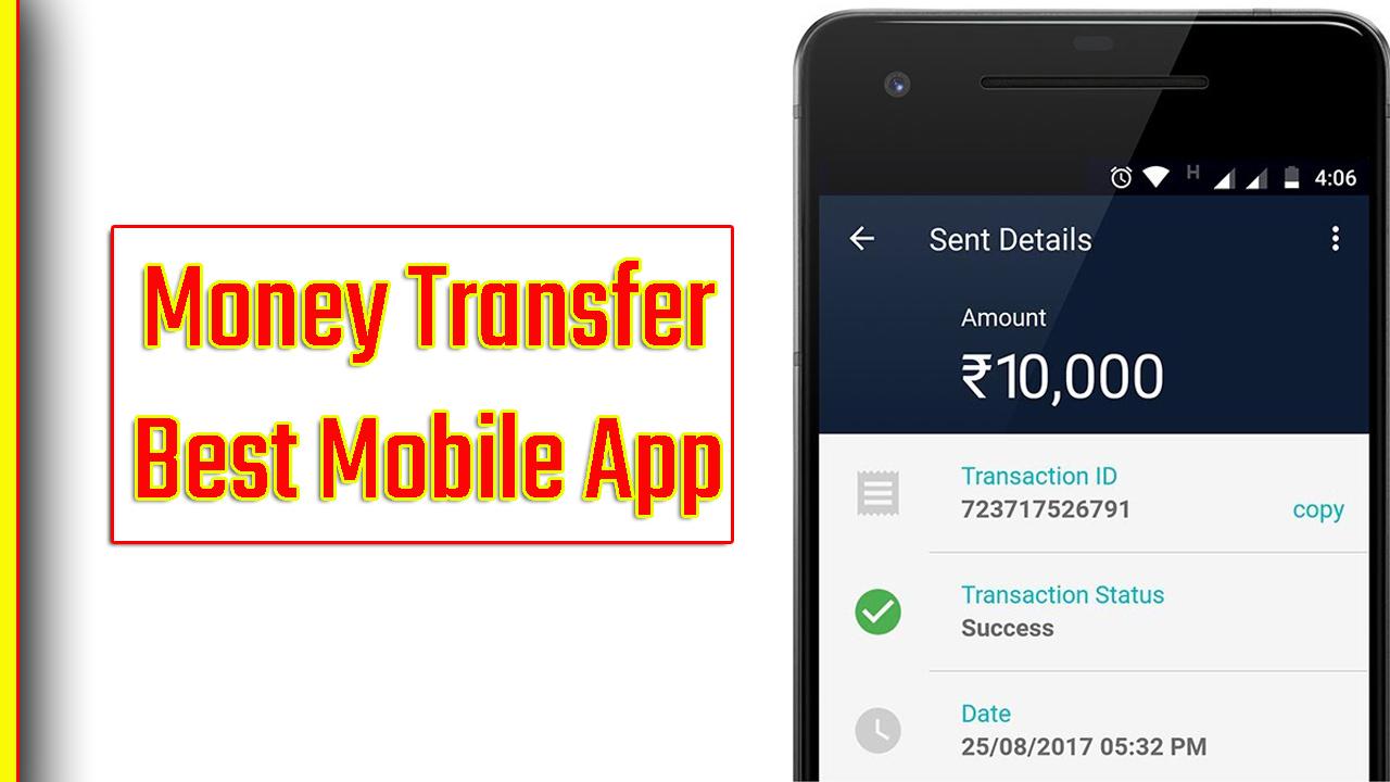 money transfer best mobile app